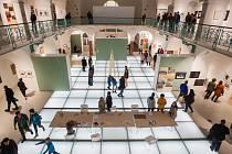 Muzejní noc pod Ještědem 2018 v Oblastní galerii Liberec
