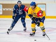 Bílí Tygři Liberec - HC Davos.