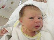 ELIŠKA RŮTOVÁ Narodil se 17. září v liberecké porodnici mamince Kateřině Honcové z Liberce. Vážila 3,21 kg a měřil 50 cm.