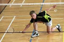 Soutěž vyhráli hráči ze Slasko-Opolskeho regionu. V akci polský hráč Kamil Korbel.