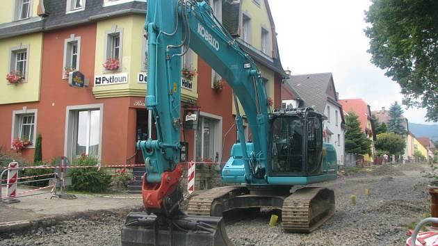 Liberecké čtvrti - Doubí.