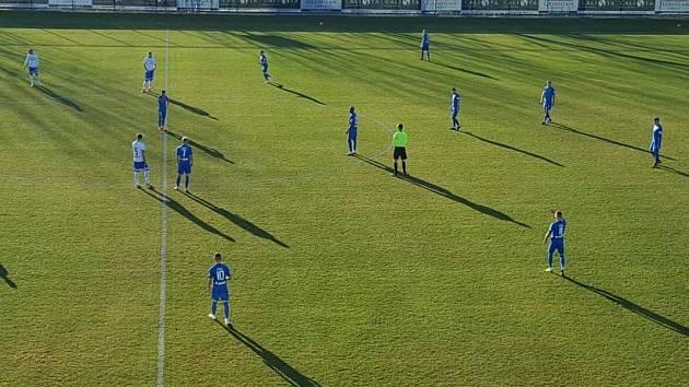 Fotbalisté Liberce prohráli s Dynamem Moskva.