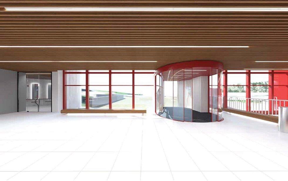 Rekonstrukce libereckého bazénu za několik stovek milionů má jasnější obrysy. Architekti představili, jak by mohl v budoucnu vypadat.