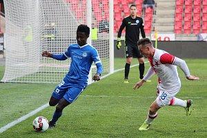Slavia - Liberec 2:0 (0:0)