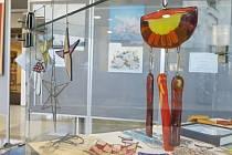 Výtvarné umění je radost. Tak zní název nové výstavy ve vestibulu Krajského úřadu Libereckého kraje.