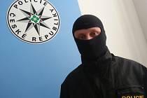 Kriminalisté zadrželi váznamného výrobce a prodejce pervitinu.