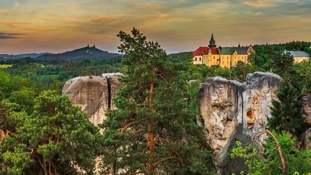 Globální Geopark UNESCO.