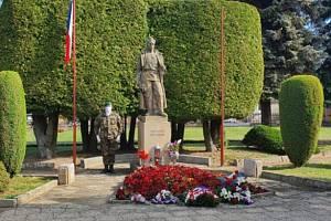 Frýdlant si připomněl 75. výročí konce druhé světové války.