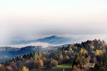 I na Liberecku je inverze