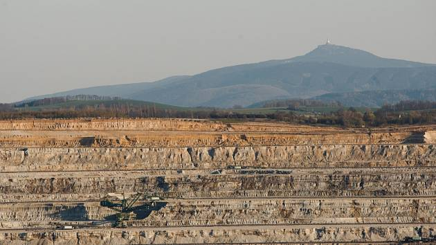 Polský důl Turów.