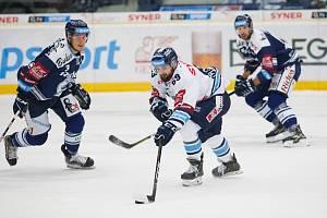 Liberec prohrál doma s Vítkovicemi 1:2 po samostatných nájezdech.