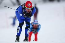 V libereckém areálu Vesec probíhal 12. ledna Světový pohár v běhu na lyžích. Fotografie ze sobotního finále mužů a žen.