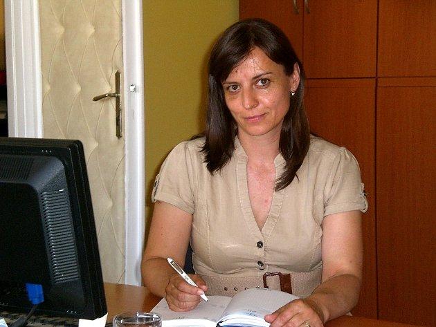 Kateřina Slavíčková