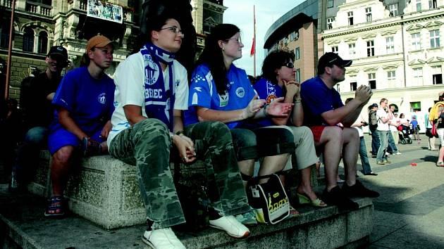 Fanoušci Slovanu Liberec