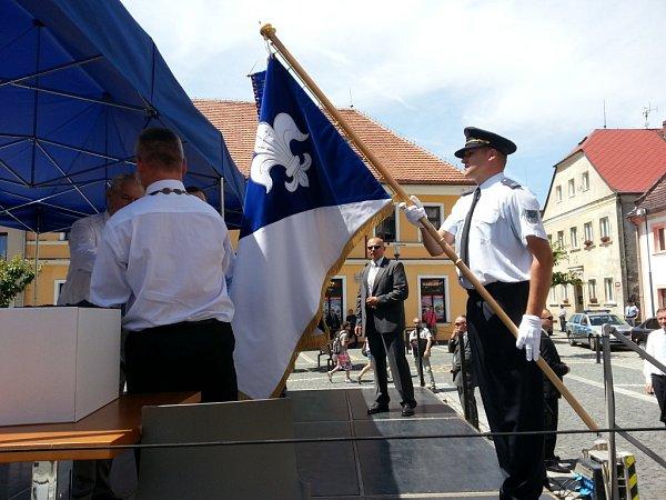 Prezident Zeman navštívil Hrádek nad Nisou.