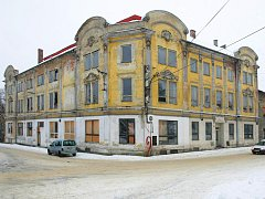 SOUČASNOST. Z dominanty města, která je v katastrofálním stavu, se po ukončení rekonstrukce stane opět společenské centrum Cvikova.