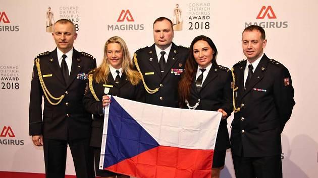 """V kategorii """"International"""" o nejlépe zvládnutý zásah na světě se Hasičský záchranný sbor Libereckého kraje probojoval mezi TOP 10."""