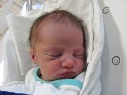 MICHAL VODIČKA  Narodil se 17. ledna v liberecké porodnici mamince Monice Kovářové z Liberce.  Vážil 3,12 kg a měřil 49 cm.