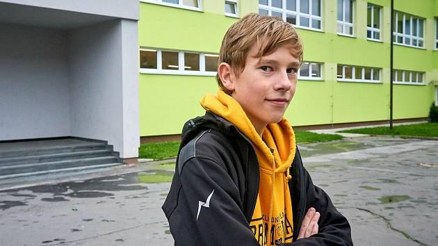 Vojtěch Vaníček.