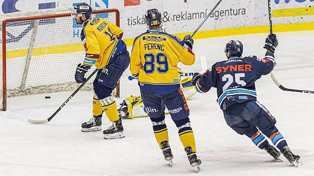 Liberec bude chtít prodloužit vítěznou sérii na ledě Zlína.