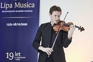 MHF Lípa Musica: Sólo pro Josefa Špačka.
