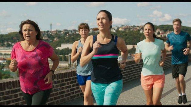 ženy vběhu