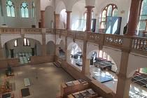Severočeské muzeum v Liberci je už dva a půl roku zavřené pro návštěvníky.