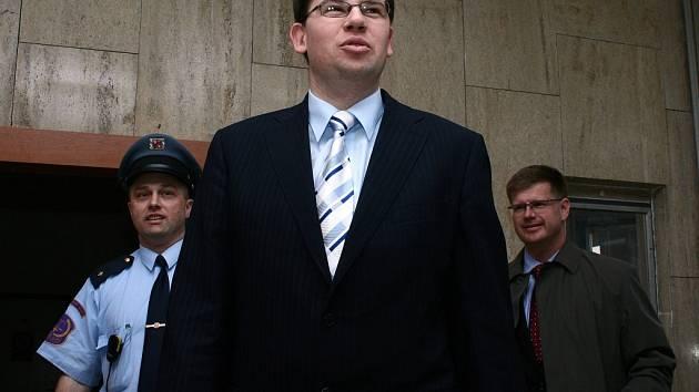 Ministr spravedlnosti Jiří Pospíšil.