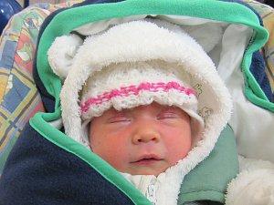 MARKÉTA SLAČÍKOVÁ Narodila se 6. ledna 2018 v liberecké porodnici rodičům Tereze a Jeníkovi Slačíkovým ze Zdislavy. Vážila 3,80 kg a měřila 52 cm.