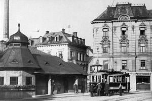 V Liberci se Den architektury ponoří do historie tramvajové dopravy, jejích původních tras a historických vozů tvořících kolorit starého Liberce.