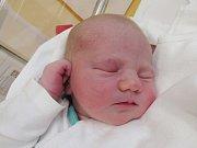 FILIP ZOBÍN Narodil se 27. září v liberecké porodnici mamince Gabriele Zobínové z Vratislavic nad Nisou. Vážil 4,10 kg a měřil 54 cm.
