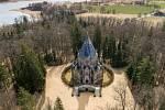 Zámky návštěvníkům nabízí zajímavé prohlídkové okruhy. Schwarzenberská hrobka.