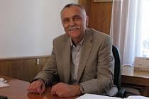Ředitel jindřichohradecké nemocnice Miroslav Janovský.