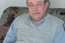 DUCHOVNÍ. Na snímku je probošt Václav Habart.