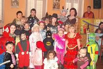 Občanské sdružení Radouňáčci pořádalo v Dolní Radouni karneval pro děti.
