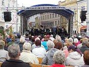 V Jindřichově Hradci se v sobotu konaly Svatováclavské slavnosti.