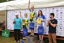Blesk Klikov uspořádal třetí ročník závodů v cyklistice pro školáky.