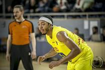 Američan Jeremy McLaughlin patří k oporám jindřichohradeckých basketbalistů.
