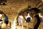 Návštěvníci zažili muzejní noc v Domě Štěpánka Netolického a v Domě přírody Třeboňska.