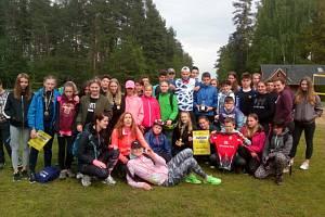Blesk Klikov uspořádal další ročník cyklistických závodů pro děti.