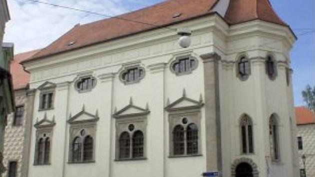 Kaple svaté Máří Magdaleny.