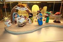 Ve čtvrtek byla vernisáží zahájena v Muzeu Jindřichohradecka ojedinělá výstava betlémů.