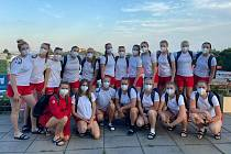 Český národní tým hráček do 17 let si vybojoval účast na mistrovství Evropy, které právě startuje v Černé Hoře.