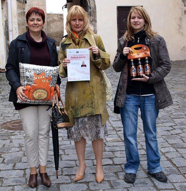 Cenu Dobrá parta za dobrovolnictví získal tým Příbrazský Plaváček.