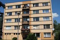 Sídliště v Suchdole nad Lužnicí. Ilustrační foto.
