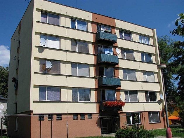Prodej bytů v Suchdole nad Lužnicí. Ilustrační foto.