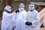 Masky v Děbolíně.