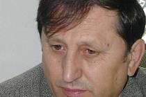 Karel Zvánovec, starosta Lomnice nad Lužnicí
