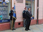 Tradiční pietní akty na Den osvobození se v Hradci konaly v Panské ulici, na nábřeží Ladislava Stehny, na Zbuzanech a v Mertových sadech.