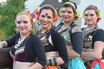 V Třeboni se představí také taneční skupina Red Rose Tribe.